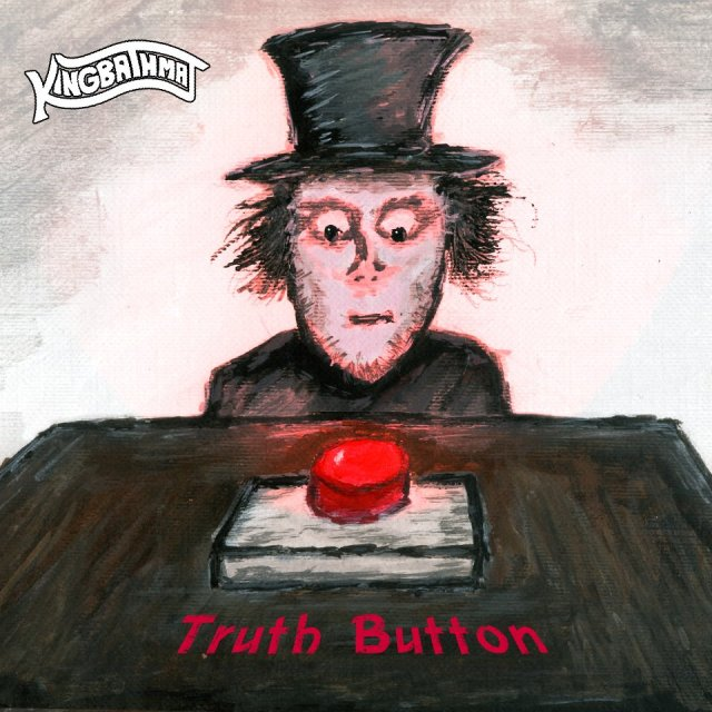 Truth Button album art KingBathmat