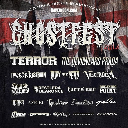 Ghostfest 2013