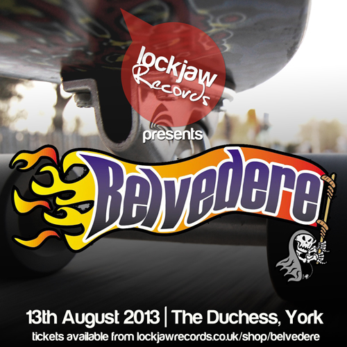 belvedere poster for ticket