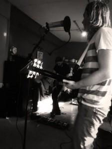 DV in studio
